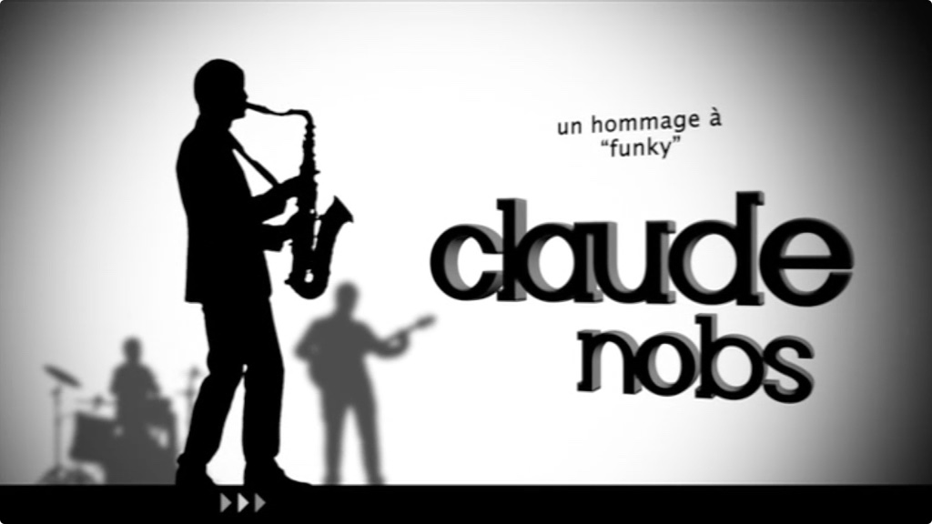 HOMMAGE A CLAUDE NOBS