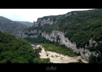 Week-end en Ardèche